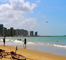 Football on the Beach 2 by oftheessence