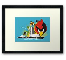 We need these birds - Brazil Framed Print