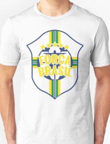 Forca Brasil World Cup 2014 T-Shirt