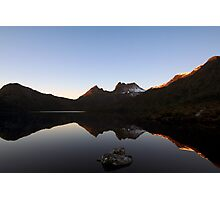 Clear Skies_Cradle Mountain Photographic Print