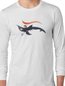 Grandpa Orca Long Sleeve T-Shirt