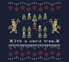 Sudowoodo Christmas Jumper by conniekidd