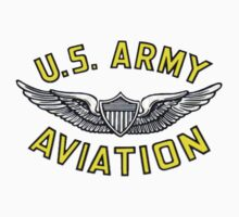 Army Aviation (t-shirt) Kids Clothes