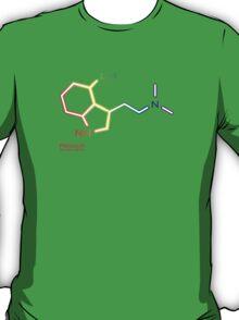 Psilocin molecule T-Shirt