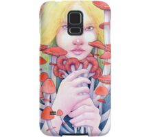 Keeper of the Scarlet Garden Samsung Galaxy Case/Skin