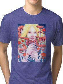 Keeper of the Scarlet Garden Tri-blend T-Shirt