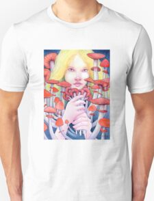 Keeper of the Scarlet Garden Unisex T-Shirt