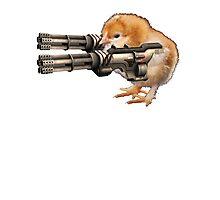 Guns Up Baby! Photographic Print