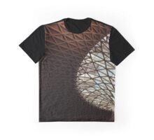 Kings cross architecture Graphic T-Shirt