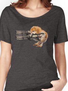 Guns Up Baby! Women's Relaxed Fit T-Shirt