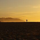 Man in yellow by geophotographic