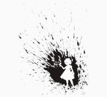 Lil Sister (Bioshock Splatter Series) by ChewyDinosaur