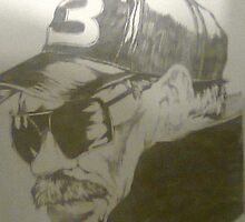dale earnhardt by daniel lamb