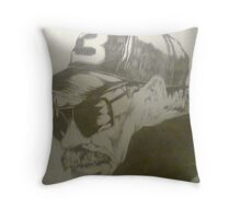 dale earnhardt Throw Pillow