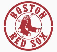 Boston Red Sox by Baralone