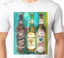 Yuengling Beer - Black and White, Lager and Light Beer Unisex T-Shirt