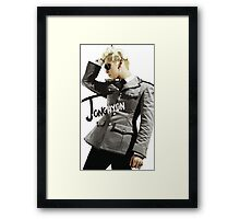 SHINee - Jonghyun Framed Print