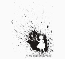 Lil Sister (with text) (Bioshock Splatter Series) by ChewyDinosaur