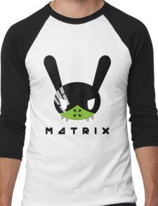 BAP MATRIX Dada Mato Men's Baseball ¾ T-Shirt