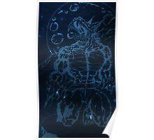 dark werewolf Poster