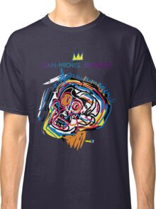 Jean Michel Basquiat Head Version 2 Classic T-Shirt