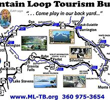 Mountain Loop Tourism Bureau by AboutheWOW