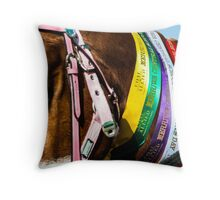 A Winning Day Throw Pillow