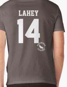 """Teen Wolf - ISAAC """"LAHEY 14"""" Lacrosse Mens V-Neck T-Shirt"""