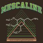 Mescaline Molecule by Artpunk101
