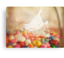 Still Life with Gumballs Canvas Print