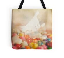 Still Life with Gumballs Tote Bag