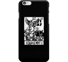 Judgement - Tarot Cards - Major Arcana iPhone Case/Skin