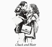 Chuck and Blair - I love you by atomicseasoning