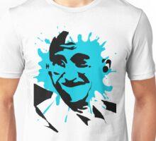 Gandhi Splat Stencil Unisex T-Shirt