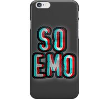 So Emo iPhone Case/Skin