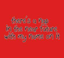 my future nap Baby Tee