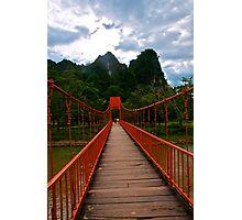 A Bridge to Far Photographic Print