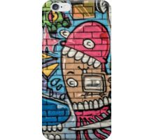 Truro graffiti iPhone Case/Skin