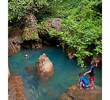 Swimming Hole Photographic Print
