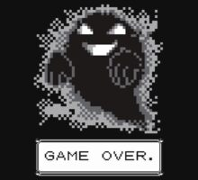 Ghost Used Curse! GAME OVER by John King III
