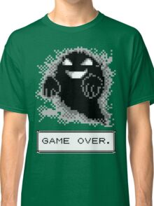 Ghost Used Curse! GAME OVER Classic T-Shirt