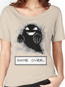 Ghost Used Curse! GAME OVER Women's Relaxed Fit T-Shirt