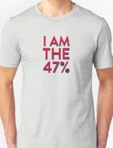 I Am The 47% Unisex T-Shirt