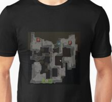 CSGO Dust 2 Map Unisex T-Shirt