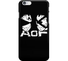 Art Of Fighters Logo iPhone Case/Skin