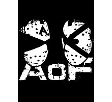 Art Of Fighters Logo Photographic Print
