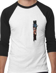 Freddy Krueger - Ripped T Shirt Men's Baseball ¾ T-Shirt