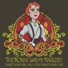 The Bonny Lass of Anglesey by satansbrand