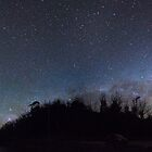 Our Milky Way by Francois Fourie