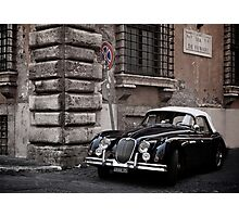 Brittish gem in the Eternal City Photographic Print